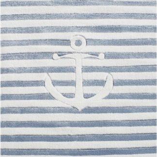Forclaire Dětský koberec Kotva 120x180 cm