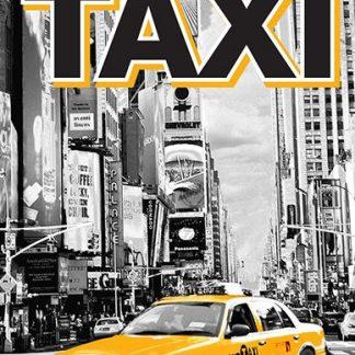 Forclaire Dětská osuška Taxi NYC