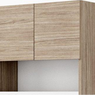 Casarredo Závěsná skříňka k předsíni 60 CLARO barcelona/bílá