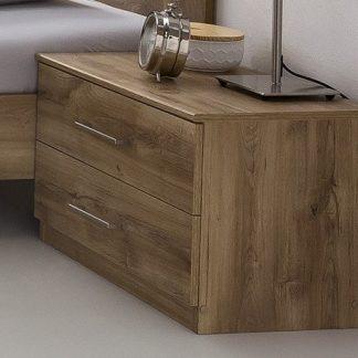 Casarredo Noční stolek PAMELA 697 divoký dub