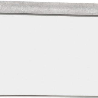 Casarredo Zrcadlo INDIANAPOLIS I-12 jasan bílý