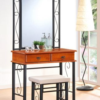 Casarredo Toaletní stolek CEBU se zrcadlem