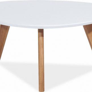 Casarredo Konferenční stolek MILAN L3 bílý