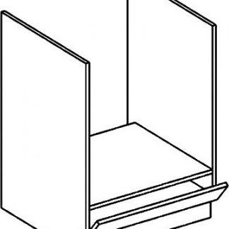 Casarredo DK skříňka na vestavnou troubu PREMIUM de LUX olše