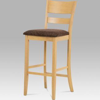 Autronic Barová židle AUB-5527 OAK1