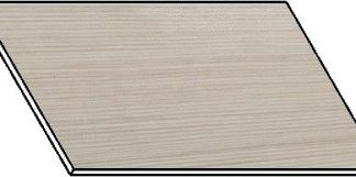 Casarredo Kuchyňská pracovní deska  bílá borovice