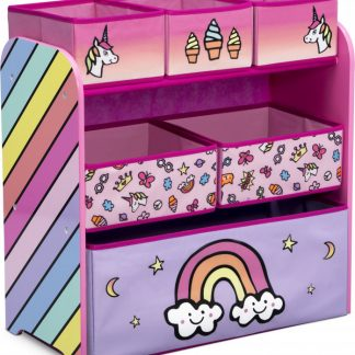Forclaire Organizér na hračky Jednorožec