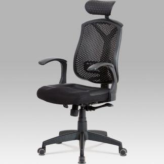 Autronic Kancelářská židle KA-D705 BK
