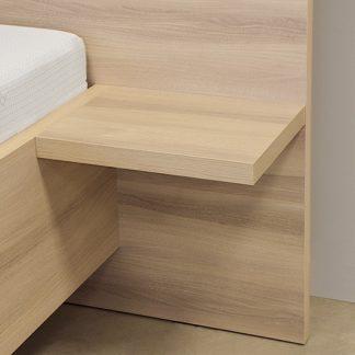 Ahorn Noční stolek Salina police oboustranný (2 ks nočních stolků)