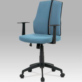 Autronic Kancelářská židle KA-E826 BLUE