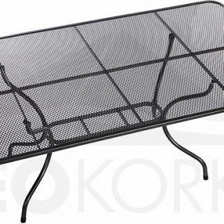 Deokork Kovový stůl obdelník  x