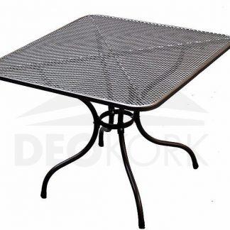 Deokork Kovový stůl  x