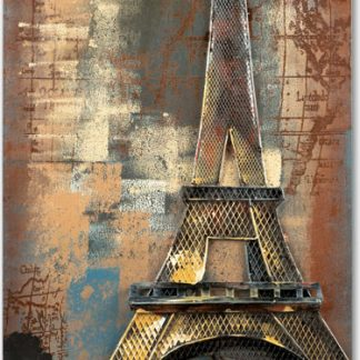 Autronic Obraz - Eiffelova věž DOR062