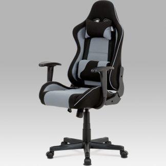 Autronic Kancelářská židle KA-E827 GREY