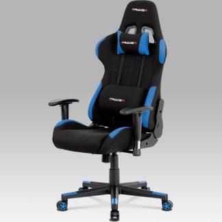 Autronic Kancelářská židle KA-F02 BLUE