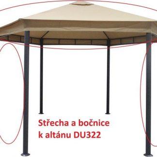 Rojaplast Střecha a bočnice k altánu DU322