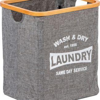 Autronic Koš na prádlo z textilu KD4423
