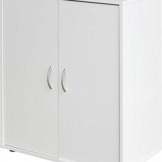 Idea Prádelník 2 dveře 1501 bílý