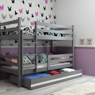 Falco Patrová postel Norbert grafit