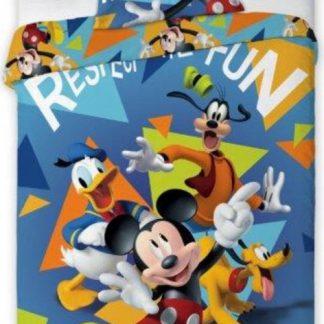 Forclaire Dětské povlečení Mickey Mouse Fun